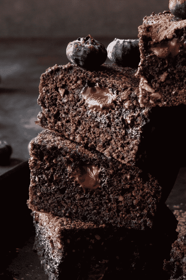 Dark Chocolate Brownies 2