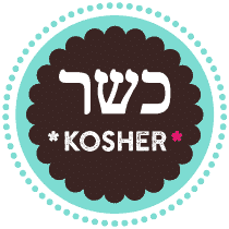 Kosher Certified at Source.
