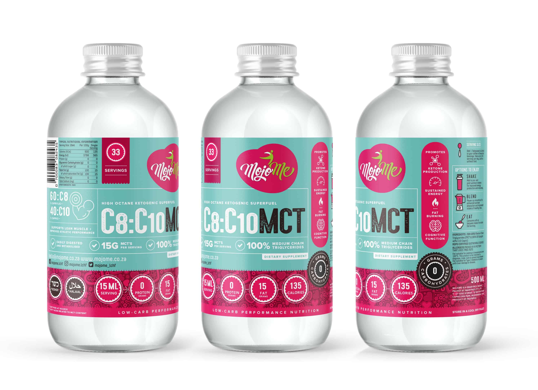 MojoMe MCT Oil C8:C10