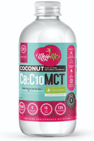MojoMe Coconut MCT Oil 500ml