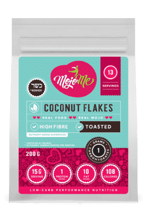 Coconut Flakes Toasted 200g
