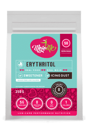 MojoMe Erythritol Icing Dust 250g