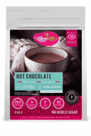 MojoMe Low-Carb Hot Chocolate 250g