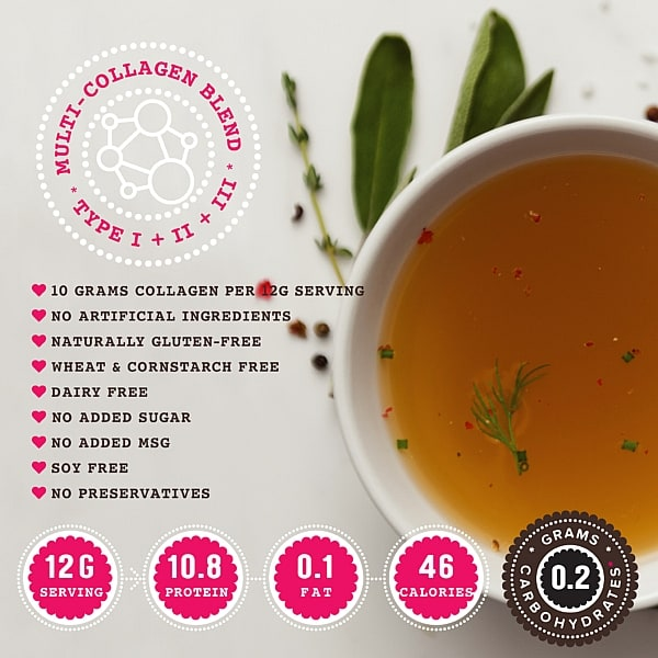 MojoMe Instant Collagen Broth