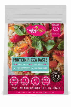 MojoMe Low-Carb / Banting / High Protein Pizza Base 230g