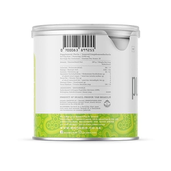 MojoMe Pure Collagen Powder Bovine