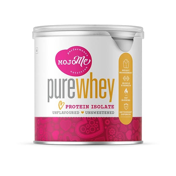 MojoMe Pure Whey Protein Isolate 250g