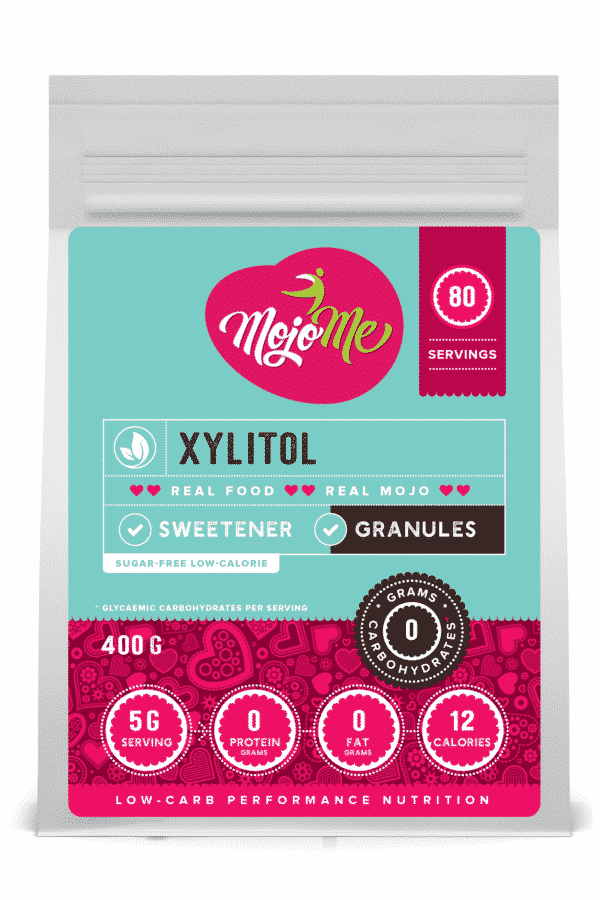 MojoMe Xylitol Granules 400g