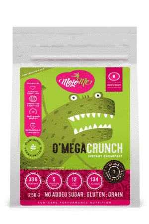 O'Mega Crunch Instant Breakfast 250g