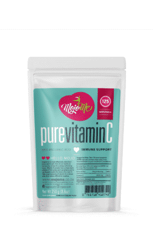MojoMe Pure Vitamin C Powder 2000mg — 250g